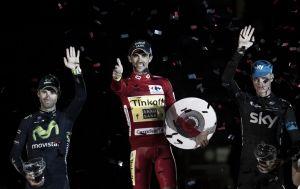 Vuelta 2014 : Malori gagne la dernière étape, Contador l'épreuve