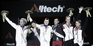 Jeux Équestres Mondiaux : l'exceptionnel doublé Ferrari/Andréani en voltige et toute la onzième journée