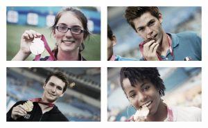 Jeux Olympiques de la Jeunesse 2014 : David, Moutarde, Coroller, Gaubil et toute la neuvième journée