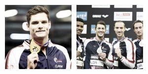 Championnats d'Europe de natation : l'or de Manaudou, le 4x100m 4 nages et toute la douzième journée