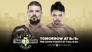 Cartelera NXT TakeOver: Chicago