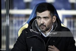 Sérgio Conceição:«Será talvez um dos jogos mais difíceis que iremos disputar fora até ao final da época.»