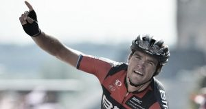 Eneco Tour : Van Avermaet en costaud devant Dumoulin qui prend leadership