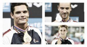 Championnats d'Europe de natation : l'or de Manaudou, les médailles bleues et toute la septième journée