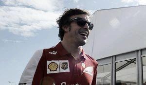 """Fernando Alonso: """"Estamos un poco por detrás en cuanto a rendimiento"""""""