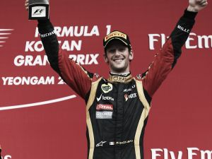 "Romain Grosjean: ""Ha sido positivo estar tan cerca de los Red Bull"""