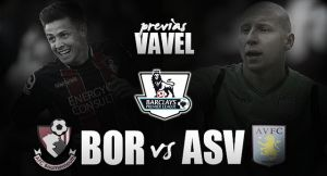 A.F.C. Bournemouth - Aston Villa: uno de los 'papás' para enseñar la 'novatada'