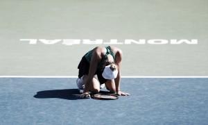 """Após título em Montreal, Halep não poupa elogios à Stephens: """"É uma tenista completa"""""""