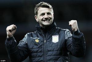 "Sherwood: ""Le debo mucho al Tottenham"""