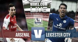 Resultado Arsenal vs Leicester City en vivo  (2-1)