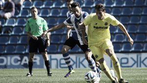 Villarreal B - Hércules CF: fútbol de plata en Miralcamp
