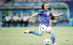 Em alta na Seleção, Andressinha comenta sobre título e oportunidade nos Estados Unidos