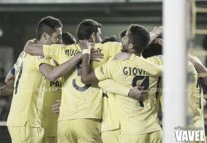 Villarreal CF - Granada: puntuaciones del Villarreal, jornada 22