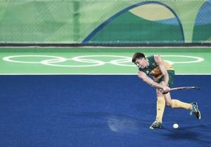 Austrália passa trabalho, derrota Grã-Bretanha e se recupera no Grupo A do hóquei