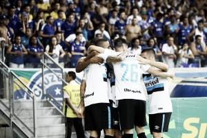 De uniforme branco, Grêmio conquista Copa do Brasil de forma invicta fora de casa
