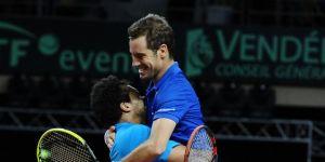 Coupe Davis : Gasquet-Tsonga, deux hommes pour une qualification
