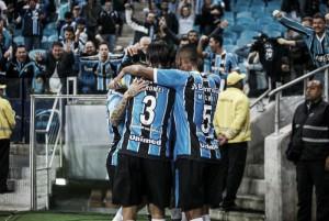 """Geromel comenta vitória sobre Fluminense: """"É a qualidade do grupo, trabalho de todo mundo"""""""