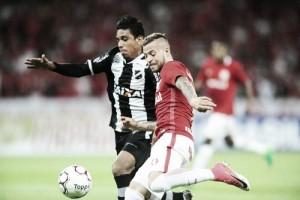 William Pottker marca na estreia, mas ABC empata e Inter deixa liderança