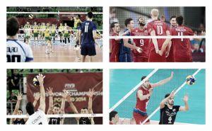 Championnats du Monde de volley-ball 2014 (Groupe E) : la France première, la Pologne et l'Iran au Final Six