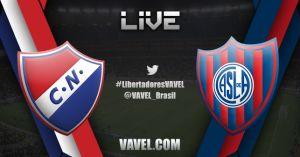 Resultado do jogo Nacional x San Lorenzo ao vivo na final da Copa Libertadores 2014