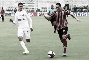 Santos volta a vencer ao bater Botafogo-SP e se recupera na tabela do Paulistão