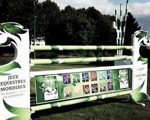 Jeux Équestres Mondiaux : la cérémonie d'ouverture