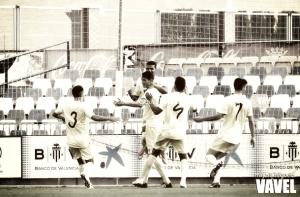 El Alcoyano corta la racha del Villarreal B