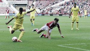 El Villarreal deja buenas sensaciones en el Riverside Stadium