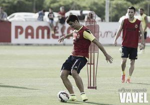"""Gerard Moreno: """"Estoy trabajando para quedarme aquí"""""""