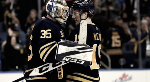 This week (January 5-11-2018) in Buffalo Sabres hockey
