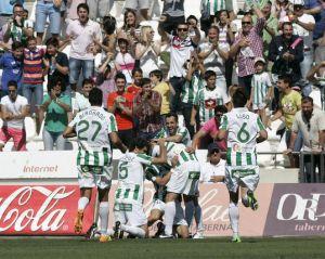 El Córdoba se asienta en zona de playoffs