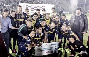 Central ganó y sigue firme en la Copa Argentina