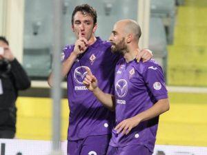 Gonzalo Rodriguez decide il derby col Livorno