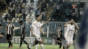 Paysandu derrota Figueirense em jogo com quatro expulsos