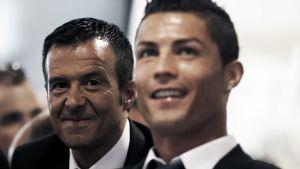 Jorge Mendes y Paulo Futre también salen en defensa de Cristiano