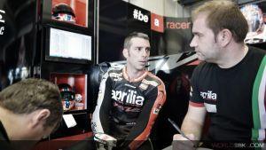 """Marco Melandri: """"La segunda carrera fue más difícil"""""""