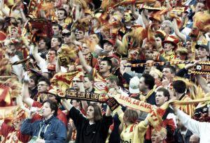 Le RC Lens officiellement en Ligue 1