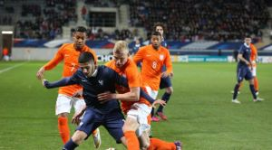 France Espoirs : victoire facilecontreles Pays Bas (4-1)