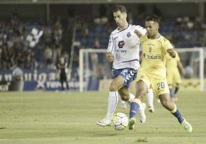 CD Tenerife – UD Las Palmas: puntuaciones de Las Palmas, ida de la Copa Mahou 2015