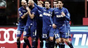 Il Milan naufraga in casa: un super Sassuolo vince 2-1