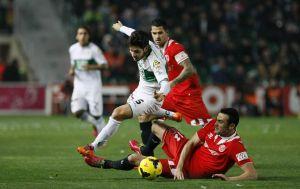 Elche - Sevilla: puntuaciones del Elche, jornada 19