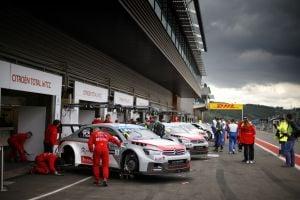 Clasificación del GP de Bélgica 2014 del WTCC en vivo y en directo online