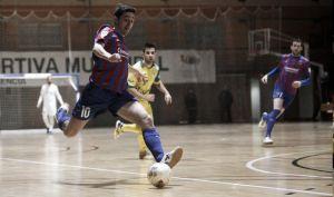 El Jaén FS acapara la cuarta posición en Valencia