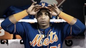 Yoenis Céspedes rompe con los Mets