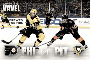Pittsburgh Penguins vs Philadelphia Flyers playoff preview