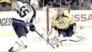 Nashville takes must win game against Winnipeg in Game 2
