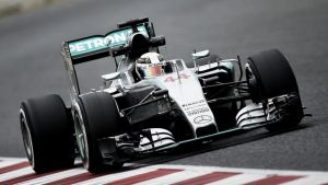 Testes de Barcelona - Dia 3: Hamilton mais rápido