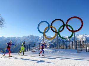 Live Sochi 2014 : Suivez en direct le relais femmes en biathlon