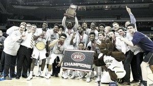Stark leads Murray State past Belmont 68-51 for OVC crown, NCAA berth