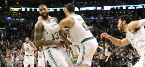 NBA - Boston beffa i Thunder allo scadere